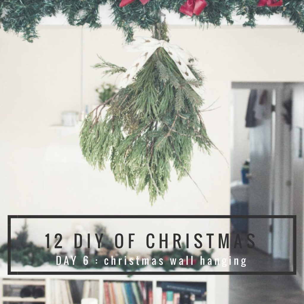 Have some extras trimmings from your tree? This 12diysofchristmas projecthellip